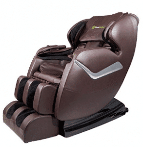 Real Relax Full Body Massage Chair Recliner - Zero Gravity Shiatsu