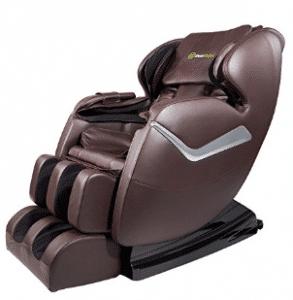 Real Relax Full Body Massage Chair Recliner - Zero Gravity Shiatsu