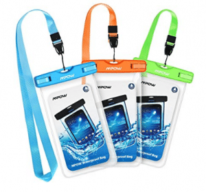 Mpow Waterproof Case, New Type PVC Waterproof Phone Case