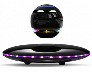 Infinity Orb Magnetic Levitating Speaker Bluetooth 4.0 LED