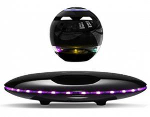 Infinity Orb Magnetic Levitating Speaker Bluetooth 4.0 LED