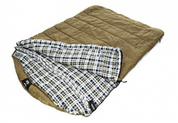 Top 10 Best Double Sleeping Bags in 2018 Reviews