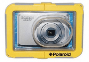 Polaroid Underwater Housing for Point & Shoot With Lens