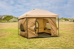 Standing Room Family Cabin Tent 8.5 FEET OF HEAD ROOM 2