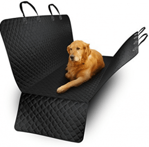 Pet Back or Front Seat Cover - Dog, Cat Protector for Car, SUV