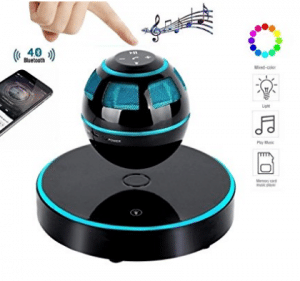 DENT Levitating Speaker, Floating Speaker with Bluetooth 4.0, 360 Degree Rotation