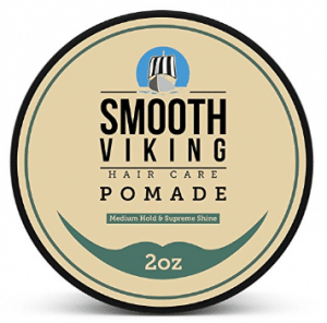 Pomade for Men - Medium Hold & High Shine