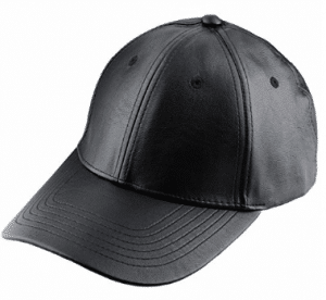 Samtree Classic Leather Baseball Cap,Adjustable Sun Protection Sport Hat