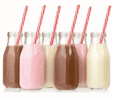 Top 10 Best Glass Milk Bottles Review in 2019