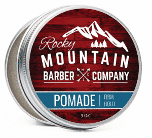 Pomade for Men – 5 oz Tub- Classic Styling Product with Strong Firm Hold for Side Part