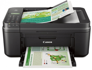 Canon MX492 Wireless All-IN-One Small Printer with Mobile