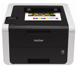 Brother HL-3170CDW Digital Color Printer with Wireless Networking and Duplex
