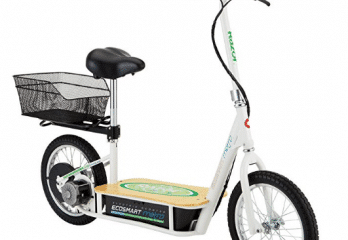 Top 9 Best Electric Scooter with Seats in 2018