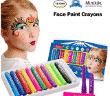 Top 10 Best Face Painting Kits in 2018