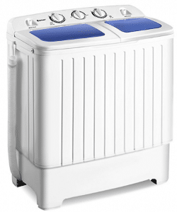 Giantex Portable Mini Compact Twin Tub Washing Machine 17.6lbs