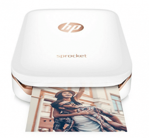 HP Sprocket Portable Photo Printer, X7N07A