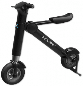 Hover-1 HY-HBKE XLS Folding Electric Bike - Eco Friendly Portable Electric Scooter with up to 22 Mile Range