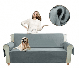 YEMYHOM Real Non-slip Pet Dog Sofa Covers Protectors Water