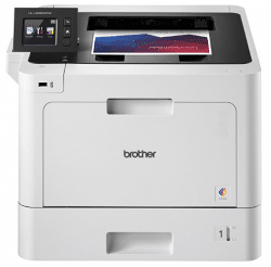 Brother Printer HLL8360CDW Business Color Laser Printer with Duplex Printing