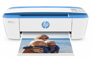 HP J9V90A#B1H DeskJet 3755 Compact All-in-One Wireless Printer with Mobile Printing