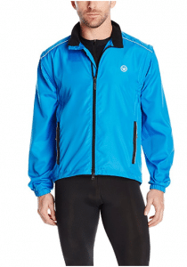 Canari Cyclewear Men's Razor Convertible Jacket