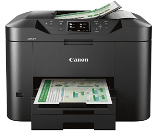 Canon Office and Business MB2720 Wireless All-in-one Printer, Scanner