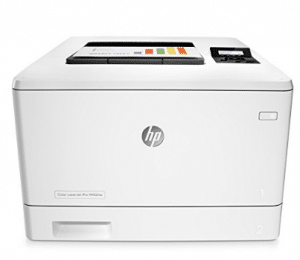 HP LaserJet Pro M452nw Wireless Color Laser Printer with Built