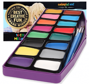 Award Winning Face Paint Kit For Kids