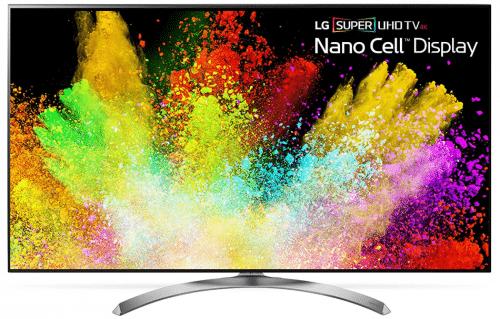 LG Electronics 55SJ8500 55-Inch 4K Ultra HD Smart LED TV