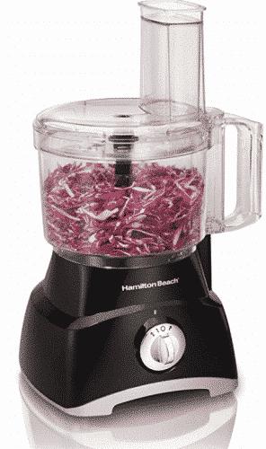 Hamilton Beach 70740 8-Cup Food Processor