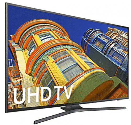 Samsung 70-Inch 4K Smart LED TV