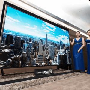 100-Inch LED TV