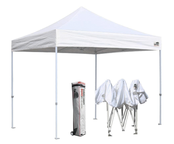 Eurmax 10'x10' Ez Pop Up Canopy Tent