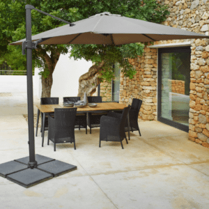 Offset Patio Umbrella Base