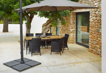 Top 10 Best Offset Patio Umbrella Bases Review In 2018