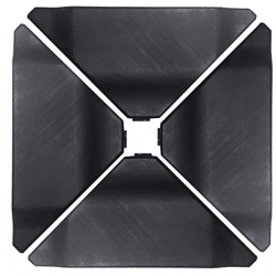 Abba Patio Cantilever Offset Umbrella Base Plate Set