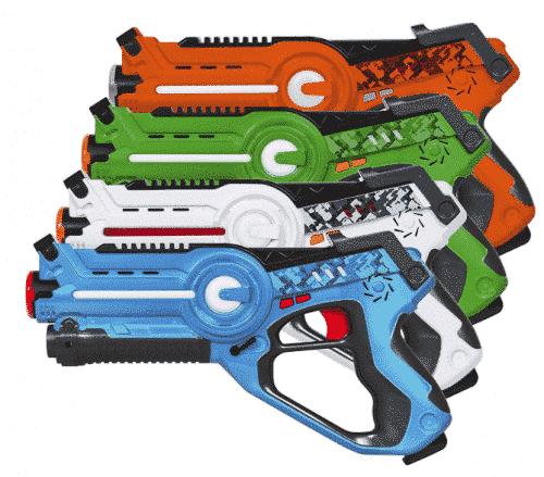 Best Choice Products Kids Laser Tag Set Gun Toy