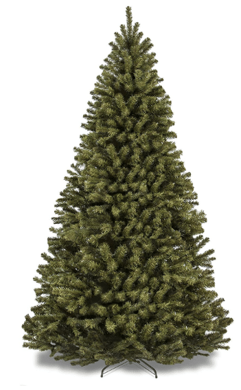 Best Choice Products 7.5' Premium Spruce Hinged Artificial Christmas Tree