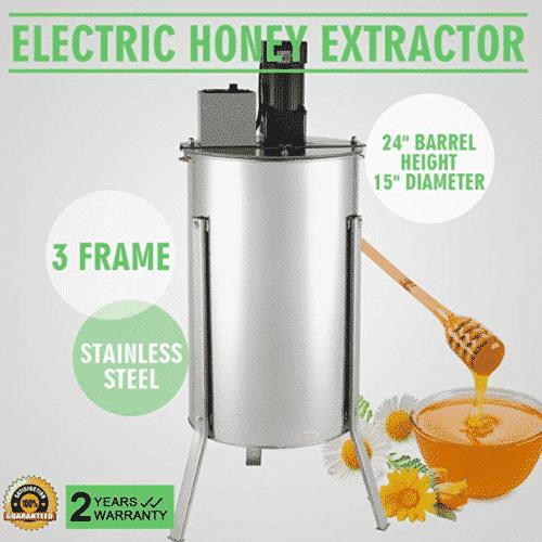 OrangeA Honey Extractor Bee Honey Extractor Electric