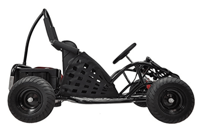 MotoTec MT-GK-01 Black Off Road Go Kart