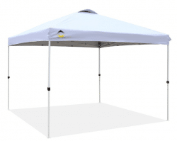CROWN SHADES Patented 10ft x 10ft Outdoor Pop up tent