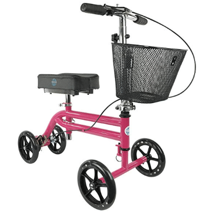 KneeRover Steerable Knee Scooter Knee Walker