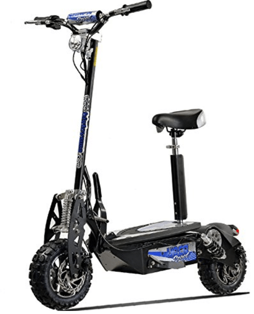 UBERSCOOT 1600 48volt Electric Scooter