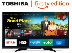 Toshiba 55-inch 4K Ultra HD Smart LED TV with HDR