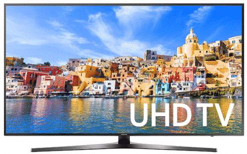 Samsung 65-Inch 4K Smart LED TV