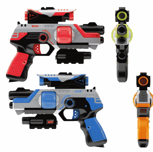 Lazer Tag Gun Set Game