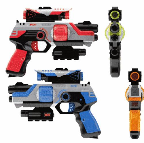 Lazer Tag Gun Set Game