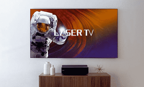 Hisense 100-inch 4K Ultra HD Smart Laser TV