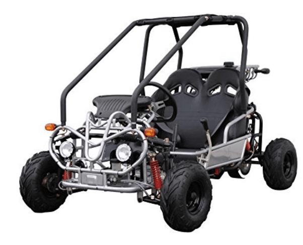 KANDI 110cc 2-seat Go Kart
