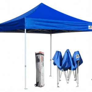 Eurmax Basic 10x10 EZ Pop Up Canopy Tent
